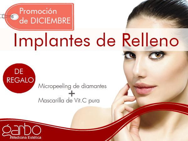 Promo Implantes de Relleno